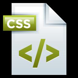 File Adobe Dreamweaver CSS-01