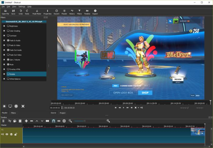 browser video editor